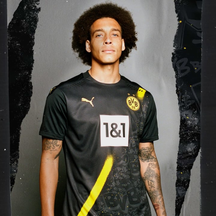 Puma Launch Borussia Dortmund S Street Inspired Away Kit For 2020 21