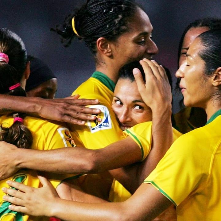 Marta Seleção brasileira Melhor Copa do Mundo Futebol feminino