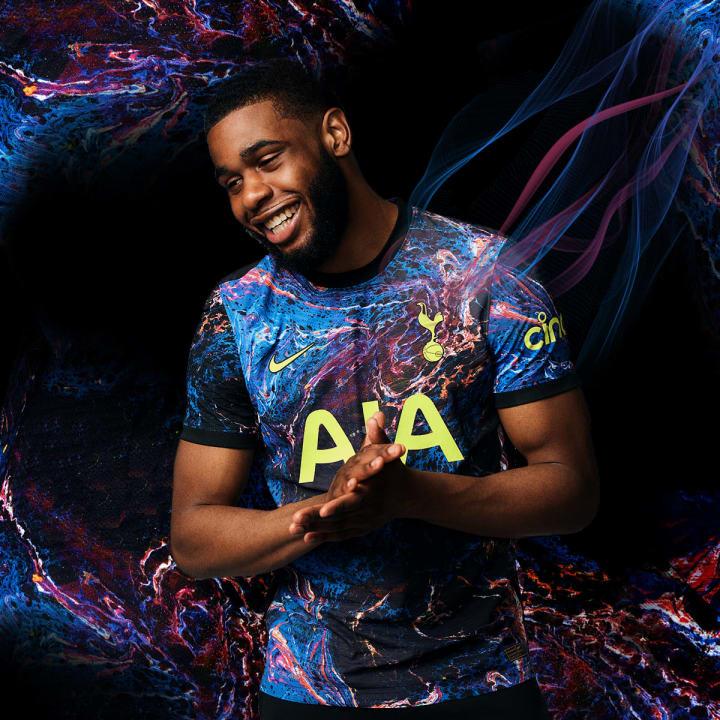 Tottenham Unveil New Nike Away Kit For 2021 22