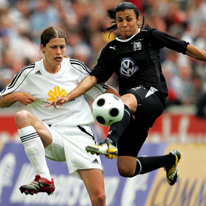 Marta Futebol feminino Copa do Mundo Seleção brasileira Melhor