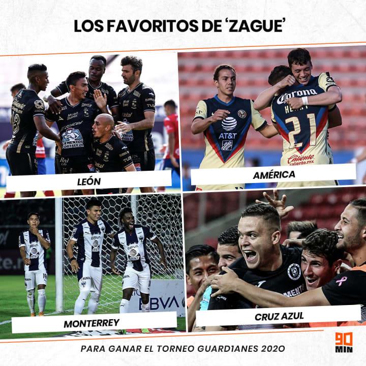 León fue el mejor clasificado de cara a la próxima Liguilla, sacándole ocho puntos de diferencia al 2° en la tabla, Pumas.