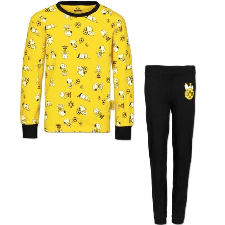BVB-Schlaganzug im Snoopy-Style