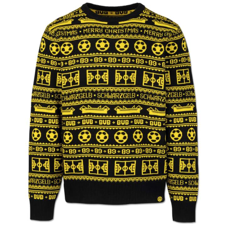 Dortmunds Weihnachtspullover