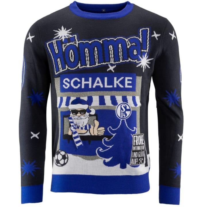 Schalkes Weihnachtspullover