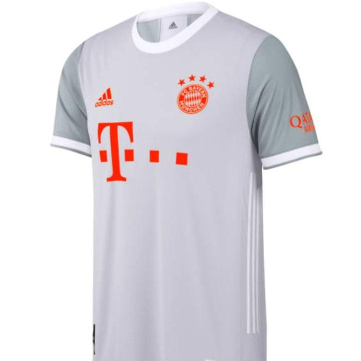 Das Bayern-Trikot in der Authentic-Version