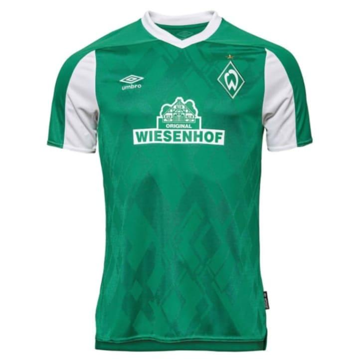 Werders neues Heimtrikot ist jetzt erhältlich