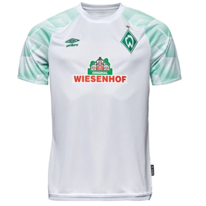 Werder neues Auswärtstrikot