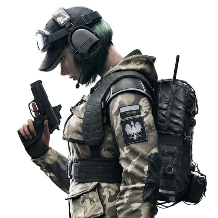 Rainbow Six Siege Ela B-Tier Operator Tier List