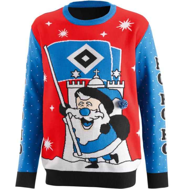 Hamburgs Ugly Sweater