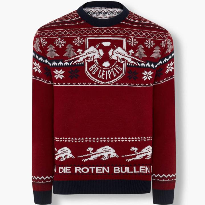 Leipzis Weihnachtspullover