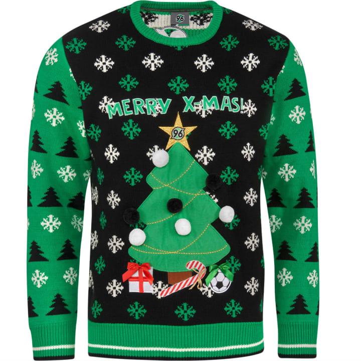 Hannovers Weihnachtssweater