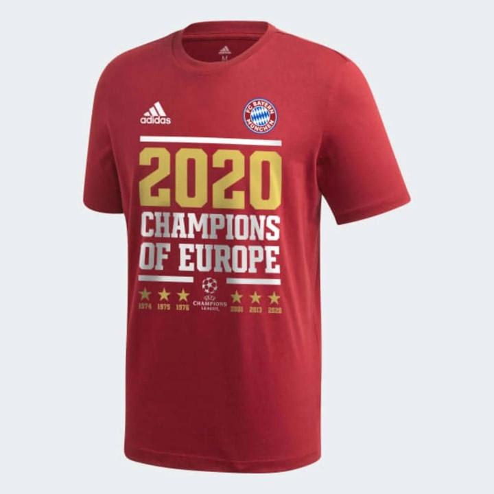 FC Bayern M/ünchen Cap Triple 2020 schwarz