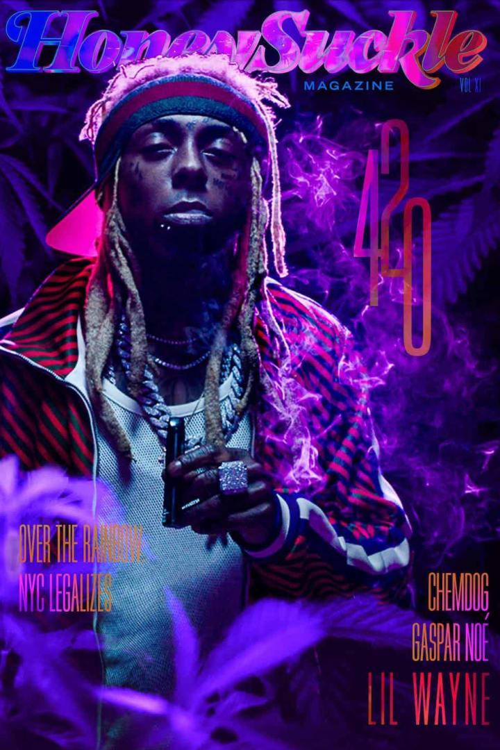 Honeysuckle Lil Wayne cover