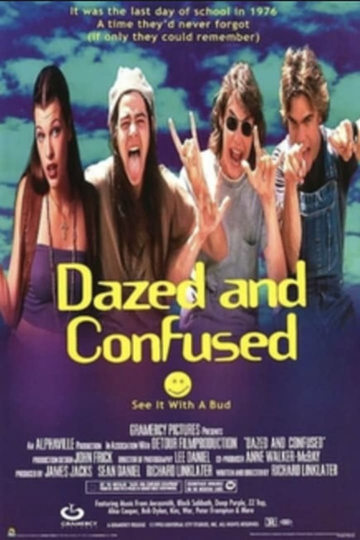Movie posted for Dazed and Confused