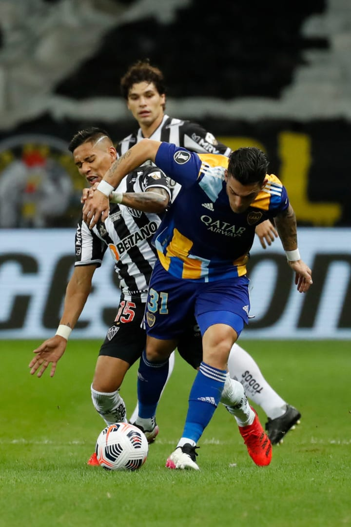 Cristian Pavón, Matias Zaracho