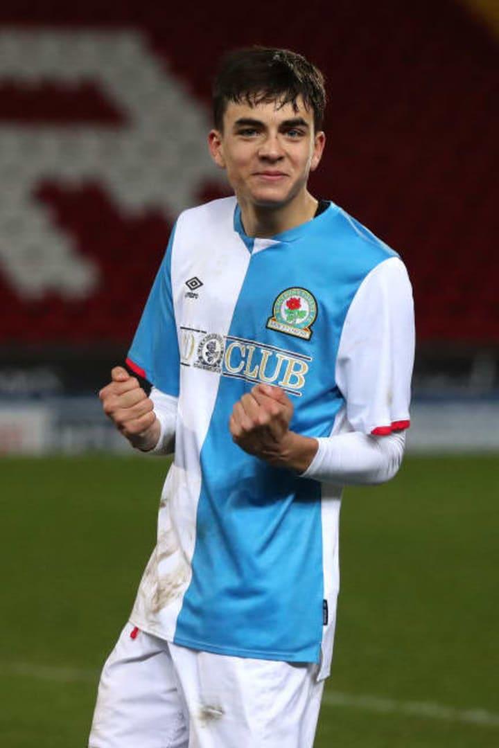 Blackburn Rovers v Arsenal: FA Youth Cup Quarter Final