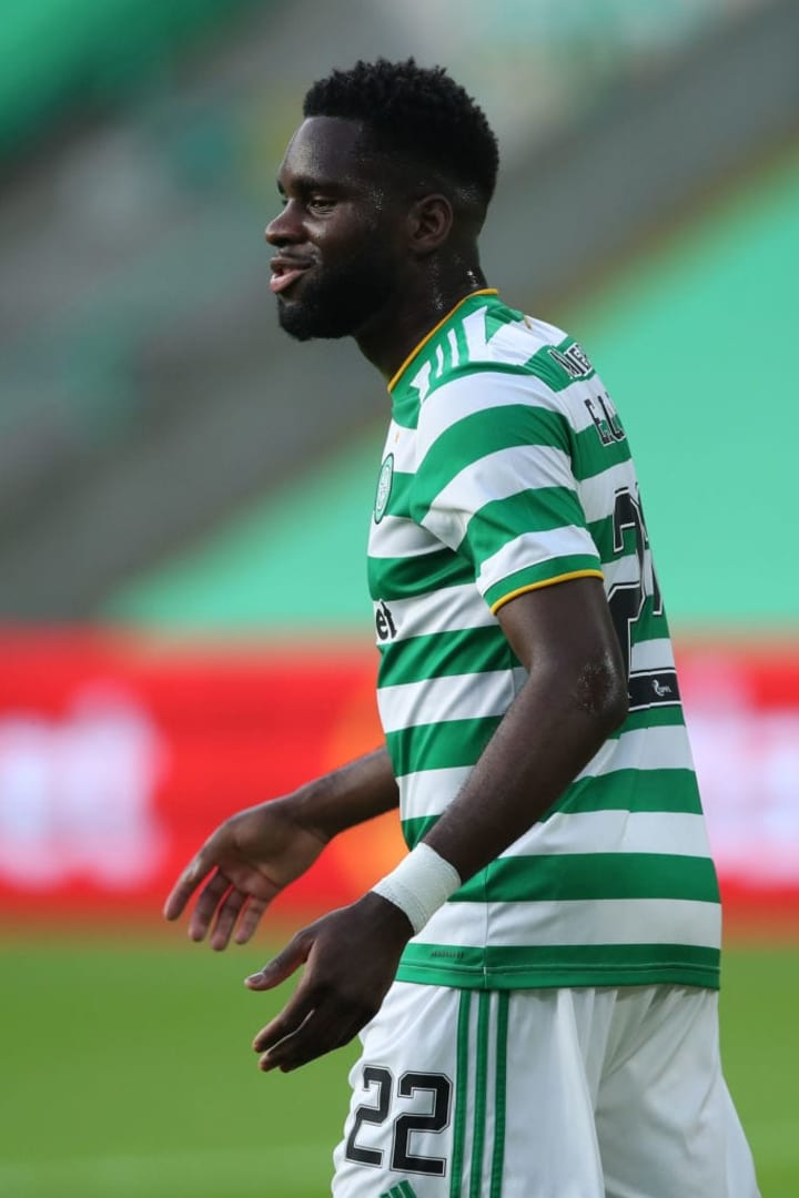 Edouard has been lethal for Celtic