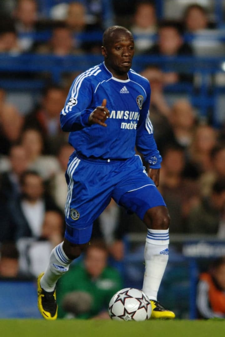 Geremi spent seven years in the Premier League