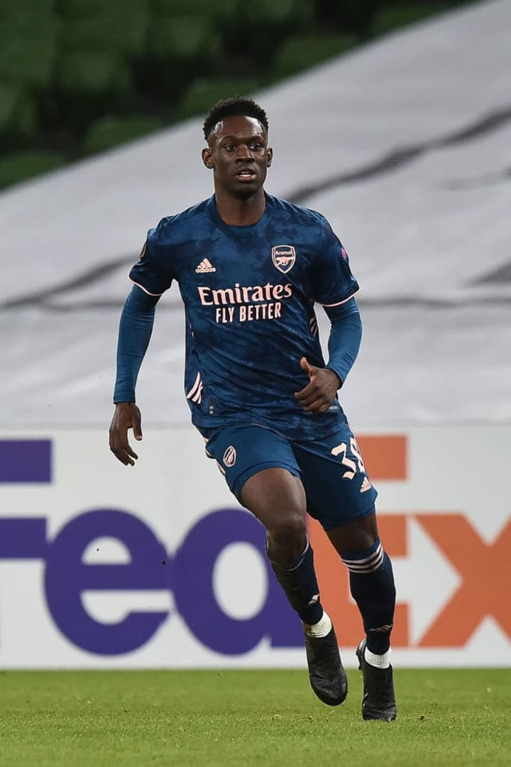 Folarin Balogun's Arsenal contract is set to expire at the end of this current season