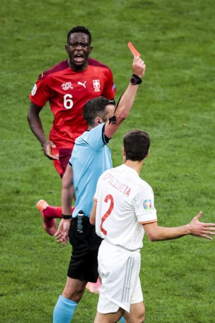 EURO 2020: Switzerland vs Spain