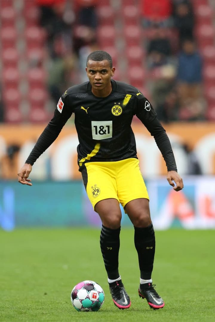 Akanji could provide healthy competition at Leicester.