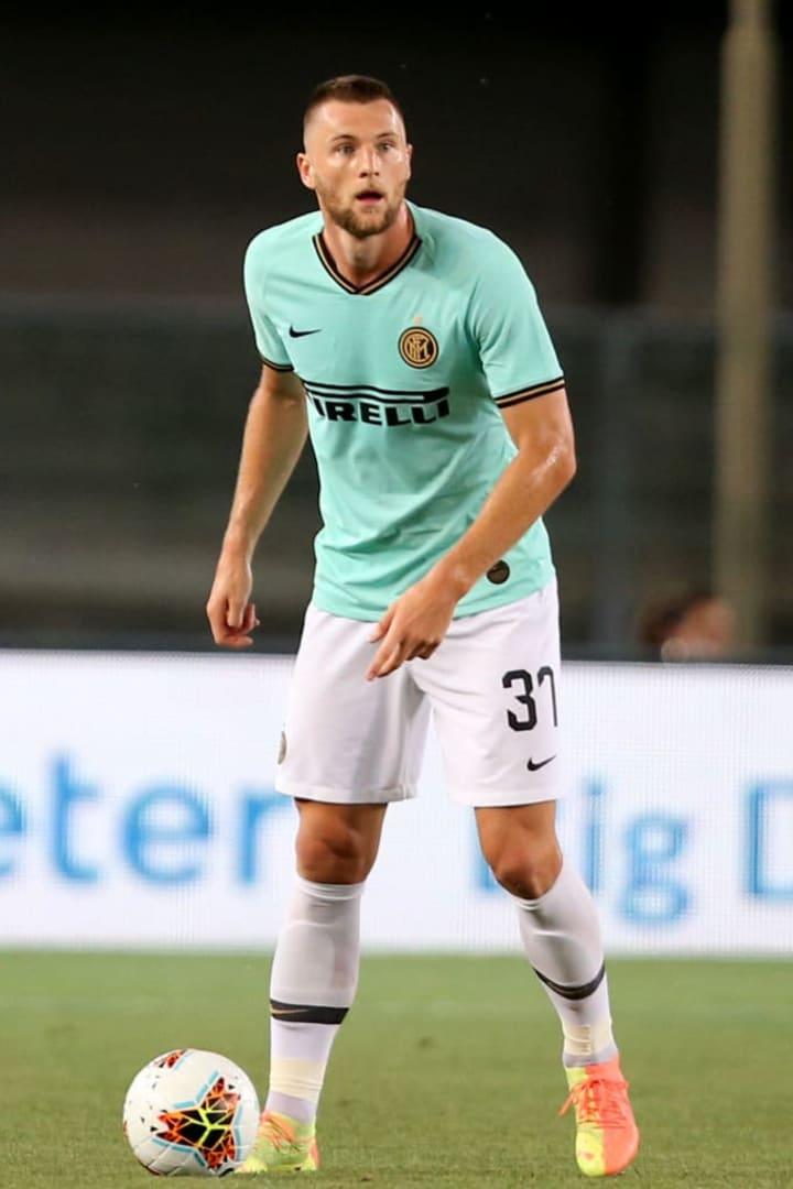 Milan Skriniar has played a key role in Inter's resurgence this season