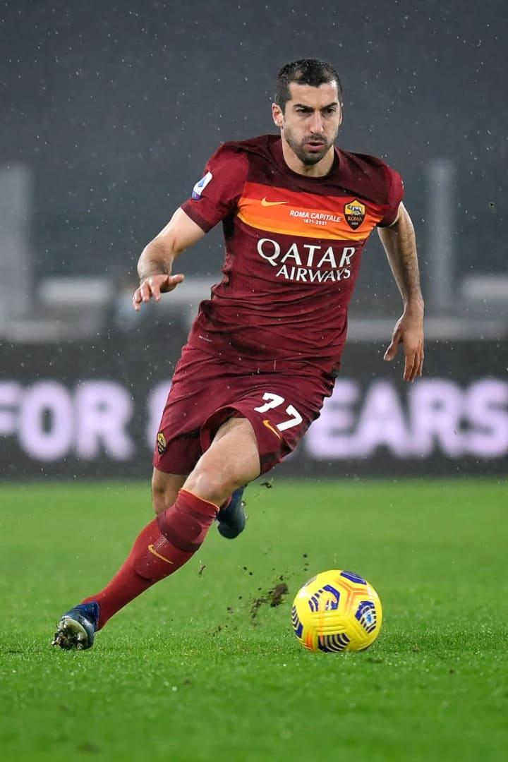 Roma's key man