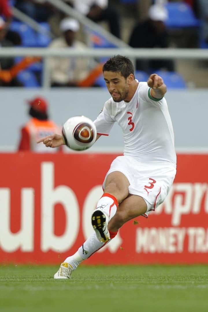 Karim Haggui, Captain of Tunisia's natio