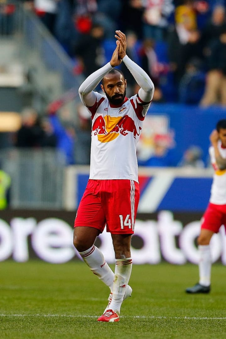 Henry spent four years at New York Red Bulls in MLS