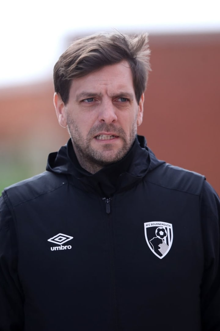 Woodgate will remain in charge for the rest of the season