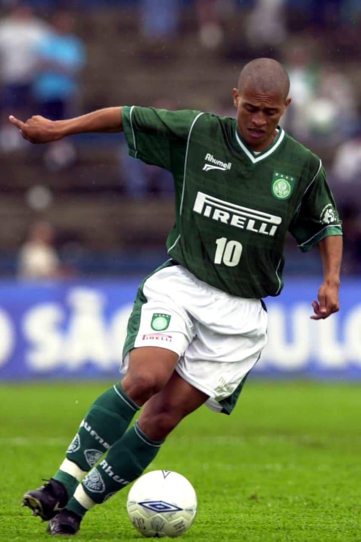 Palmeiras v Santos X