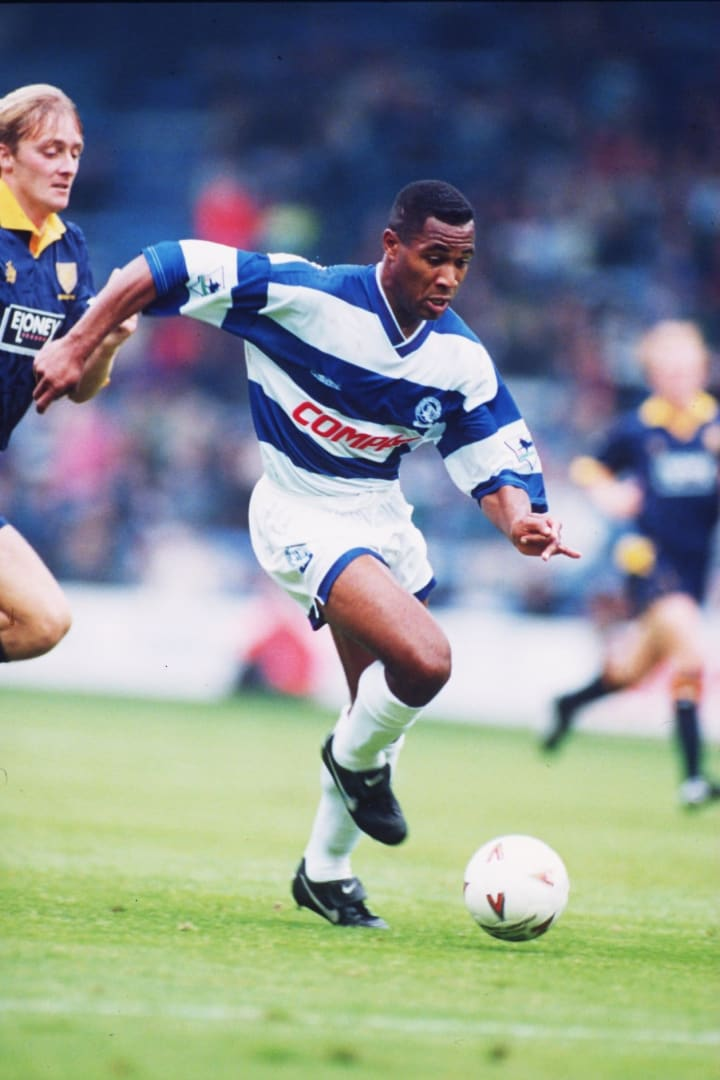 Les Ferdinand was half of the prolific duo for Queen's Park Rangers in the mid-1990s