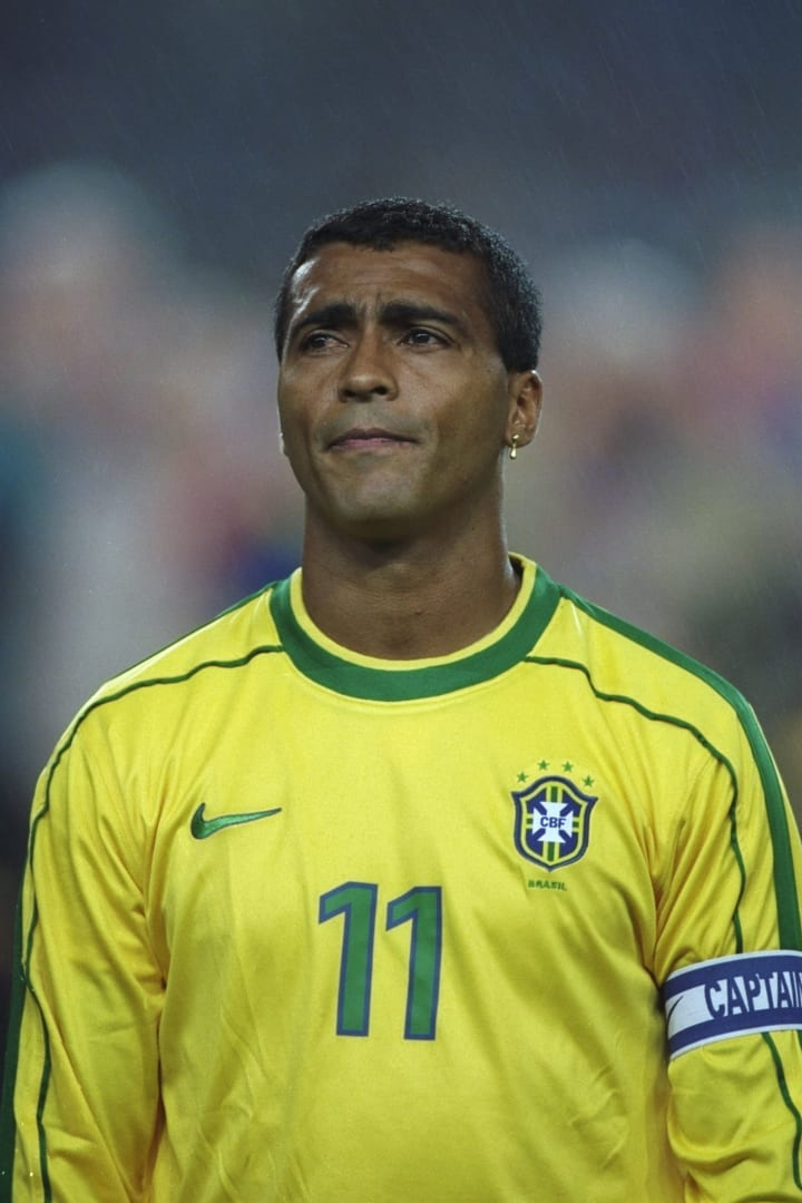 Romario of Brazil