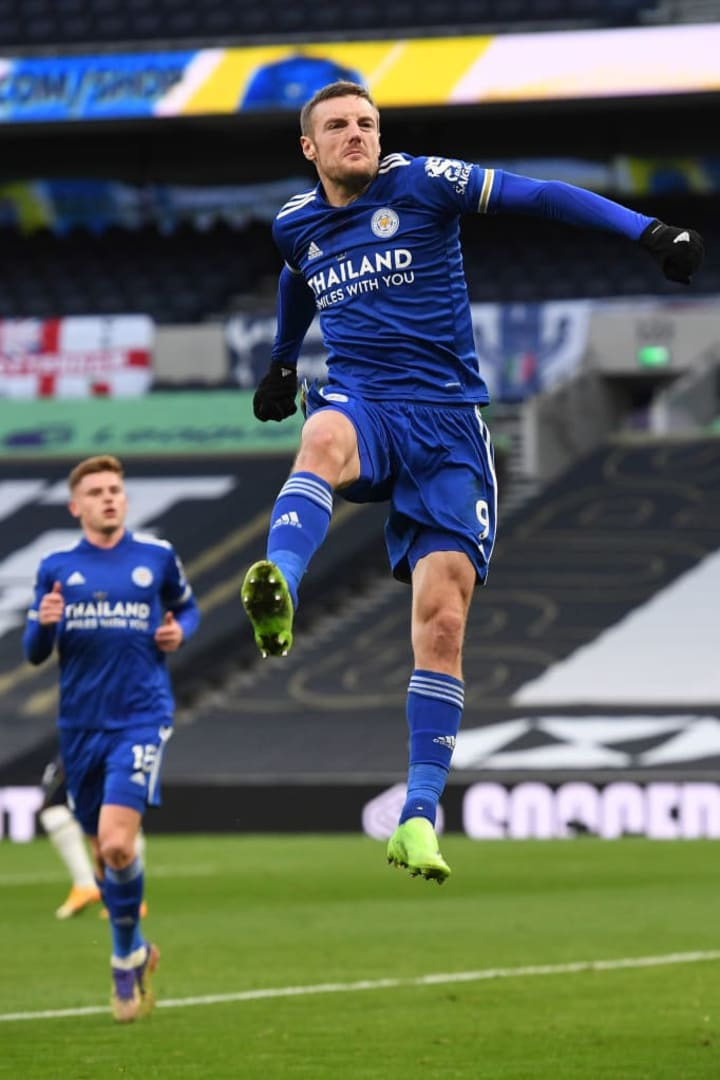 Vardy is a tough man to replace