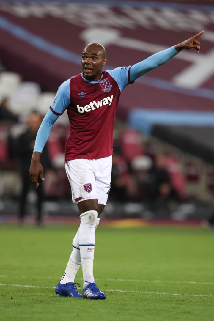 Ogbonna will be marshalling the West Ham defence in midweek