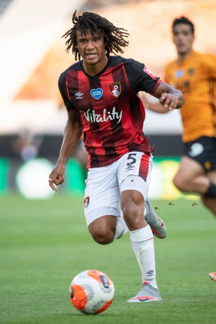 Ake will leave the Vitality stadium after four years at the club