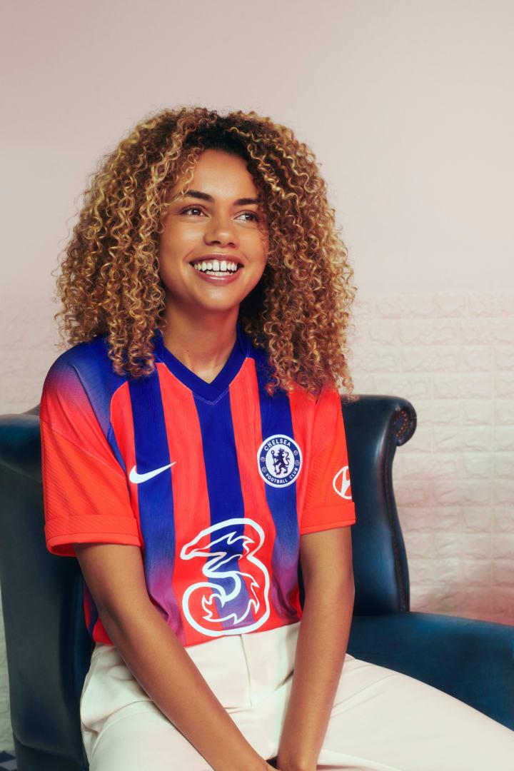 Le nouveau maillot third de Chelsea