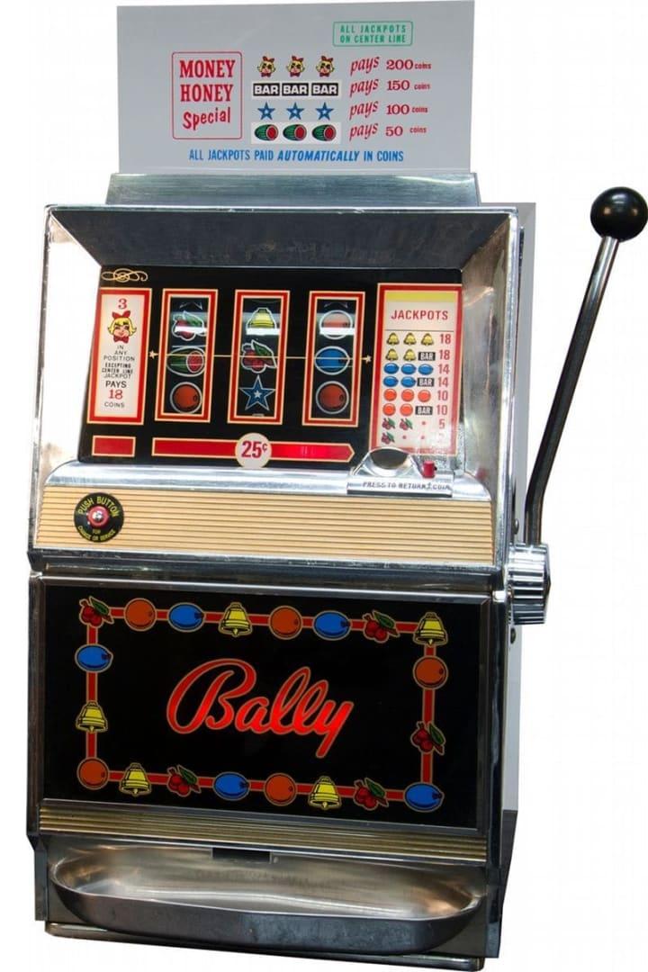 Bally's Money Honey Slot Machine