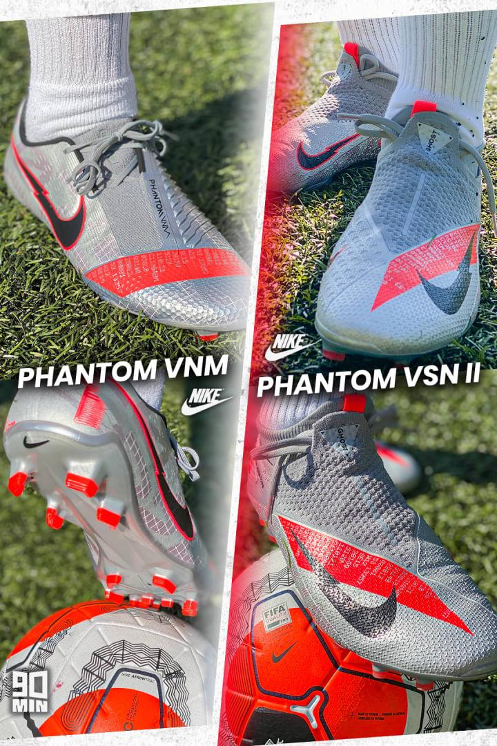 Phantom VNM vs Phantom VSN