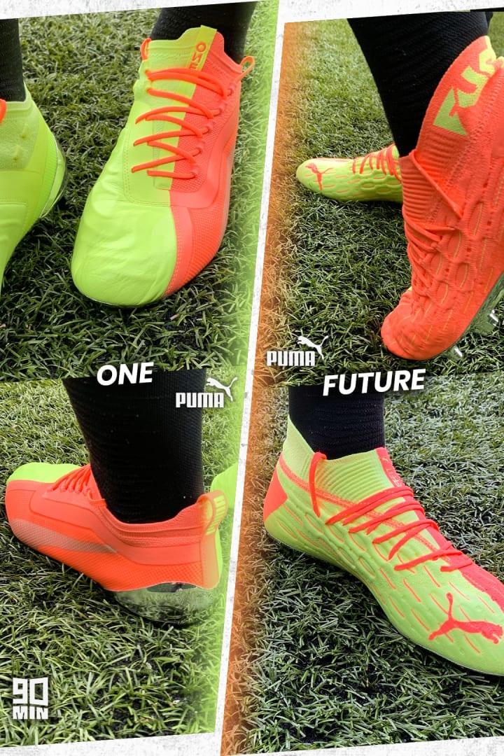 ONE vs FUTURE
