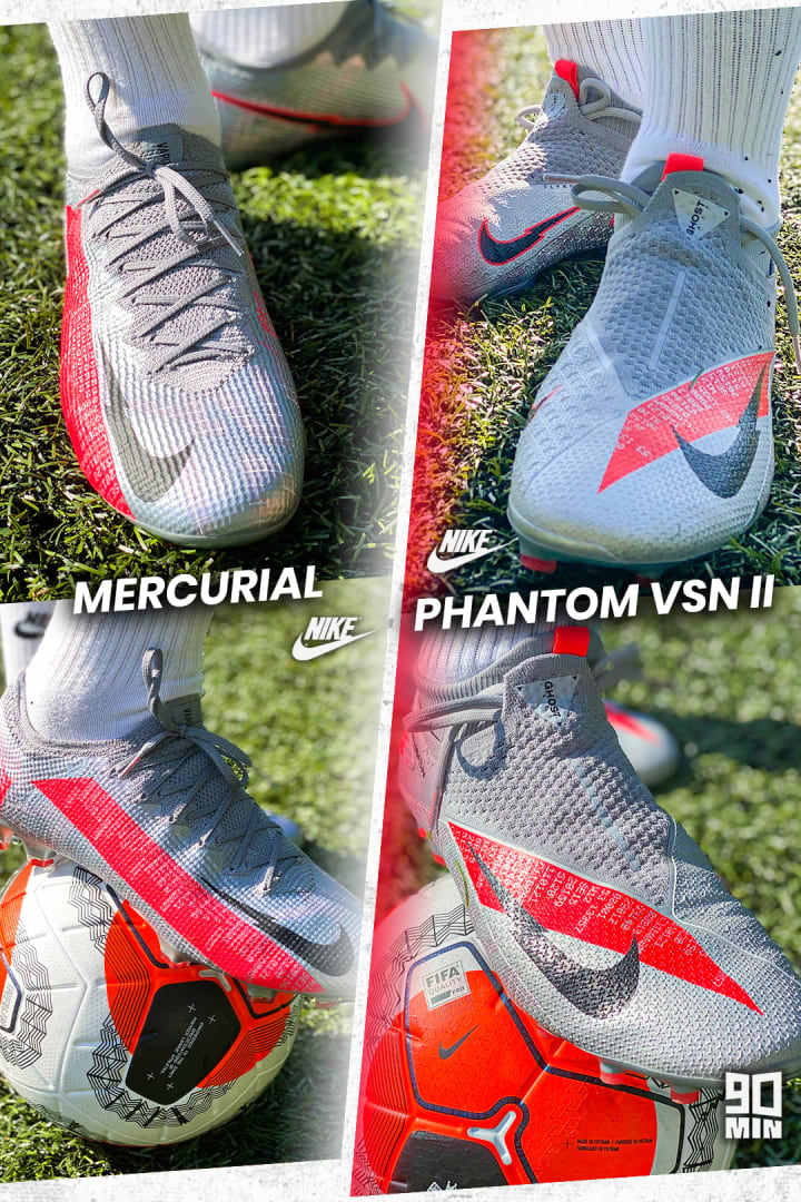 Mercurial vs Phantom VSN ii