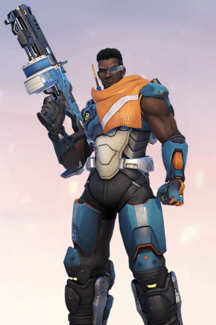 Baptiste Overwatch Support S-Tier September 2021