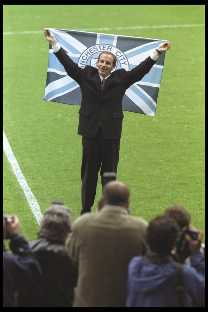 steve coppell man city manager