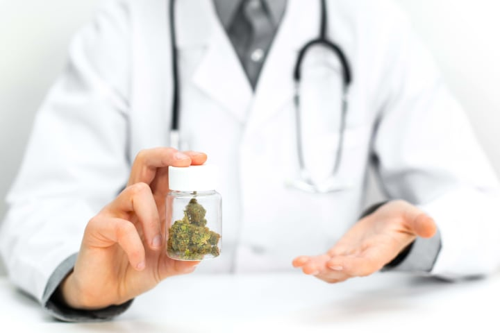 THC has a surprising amount of medical benefits.