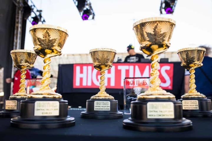 High Times Once Earned 70% of Company Revenue from its Cannabis Cup Events