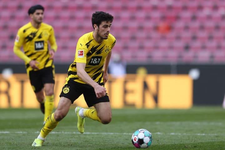 Giovanni Reyna Talento Futuro Gabriel Veron Borussia Dortmund