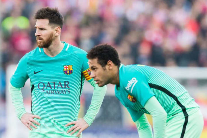 lionel messi neymar barcelona camp nou