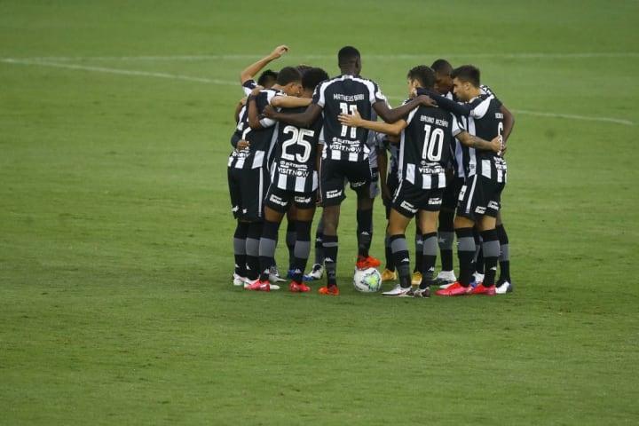2020 Brasileirao Series A:  Botafogo v Ceara Play Behind Closed Doors Amidst the Coronavirus (COVID - 19) Pandemic