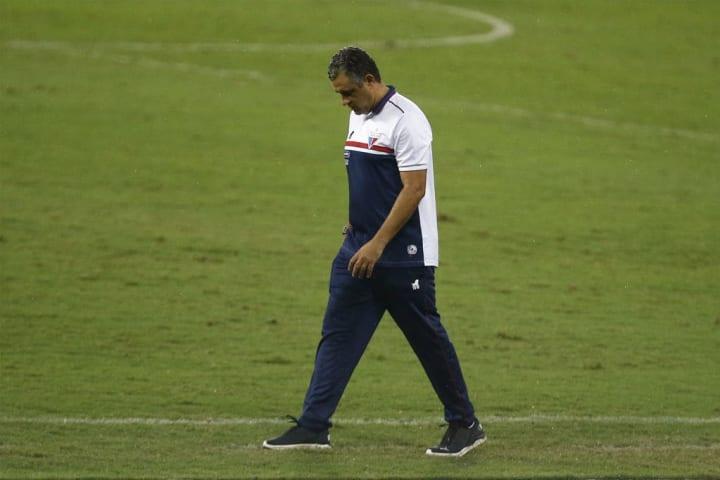 Marcelo Chamusca Treinador Demissão Jair Ventura Chapecoense