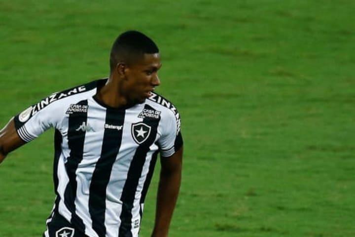Kanu Botafogo Série B Avaí